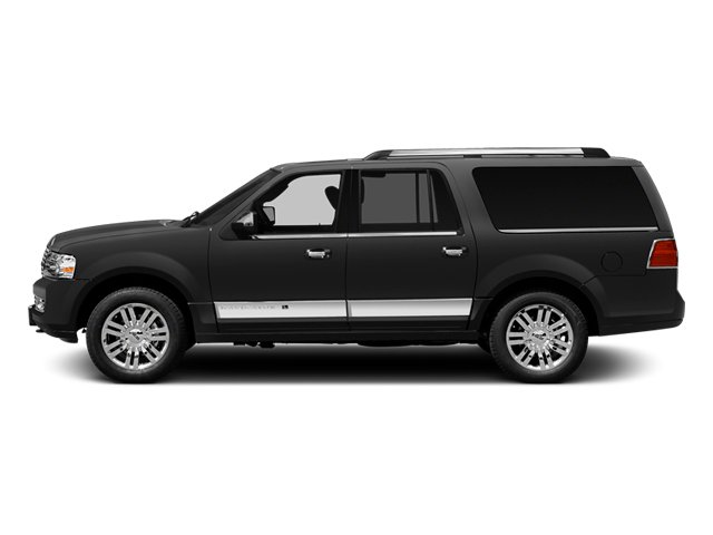 2014 Lincoln Navigator L Prices and Values Utility 4D 2WD V8 side view