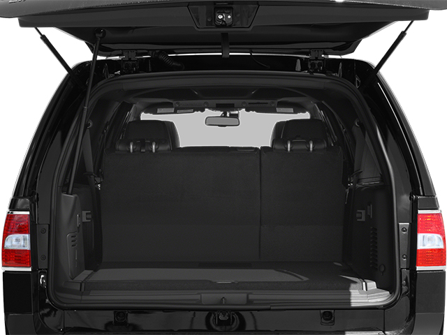2014 Lincoln Navigator L Prices and Values Utility 4D 2WD V8 open trunk