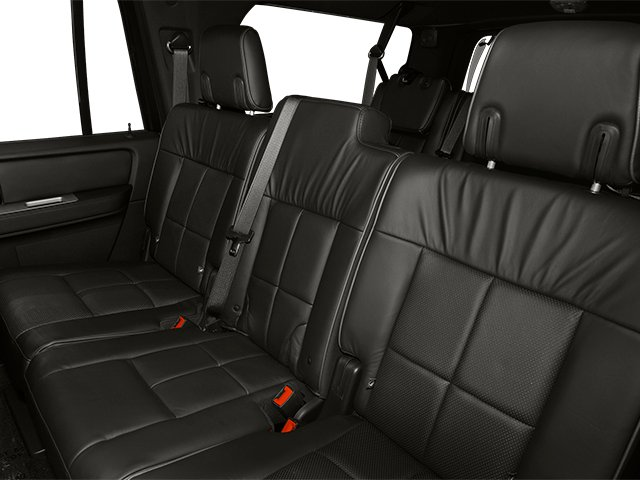 2014 Lincoln Navigator L Prices and Values Utility 4D 4WD V8 backseat interior