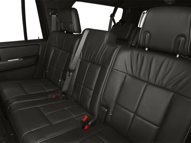 2014 Lincoln Navigator L Prices and Values Utility 4D 2WD V8 backseat interior