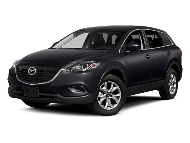 2014 Mazda CX-9 Pictures CX-9 Utility 4D GT 2WD V6 photos side front view