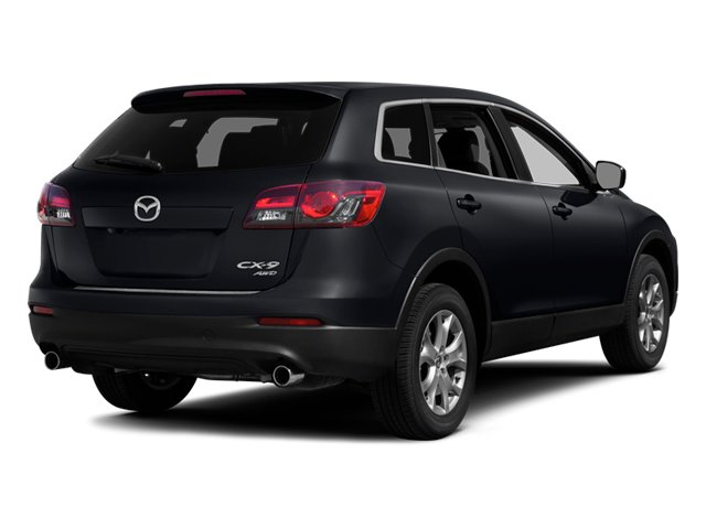 2014 Mazda CX-9 Prices and Values Utility 4D Touring AWD V6 side rear view