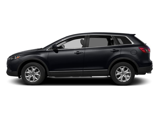 2014 Mazda CX-9 Prices and Values Utility 4D Touring AWD V6 side view