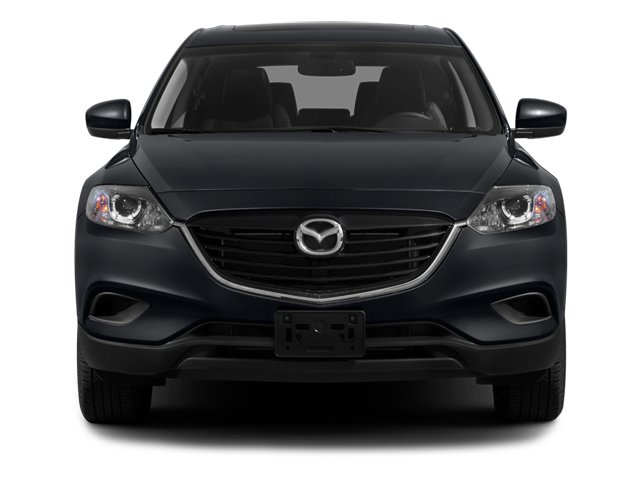2014 Mazda CX-9 Prices and Values Utility 4D Touring AWD V6 front view
