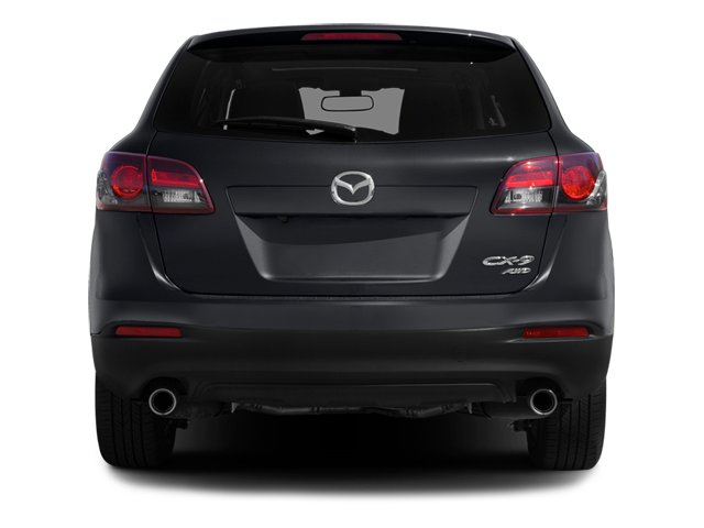 2014 Mazda CX-9 Prices and Values Utility 4D Touring AWD V6 rear view
