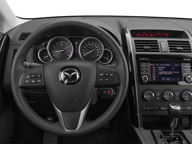 2014 Mazda CX-9 Prices and Values Utility 4D Touring AWD V6 driver's dashboard