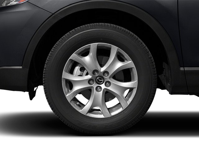 2014 Mazda CX-9 Prices and Values Utility 4D Touring AWD V6 wheel