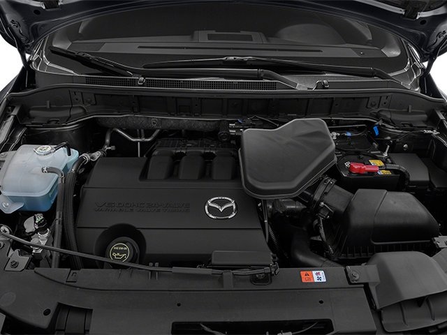 2014 Mazda CX-9 Pictures CX-9 Utility 4D Sport 2WD V6 photos engine