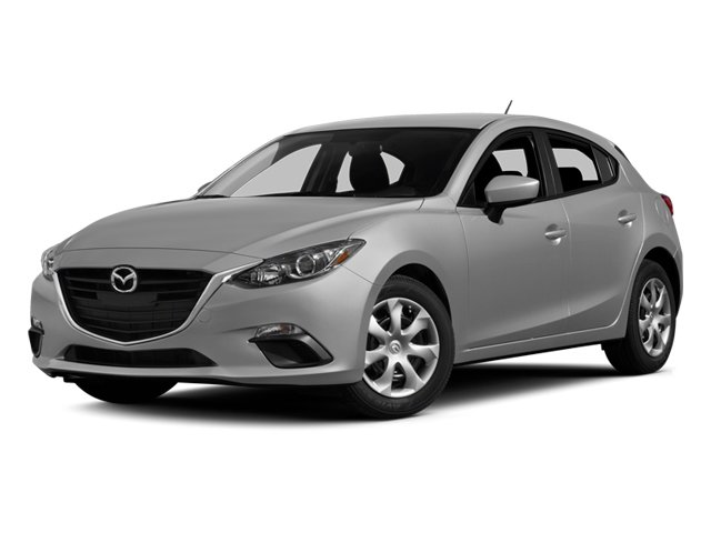 2014 Mazda Mazda3 Prices and Values Wagon 5D i GT I4 side front view