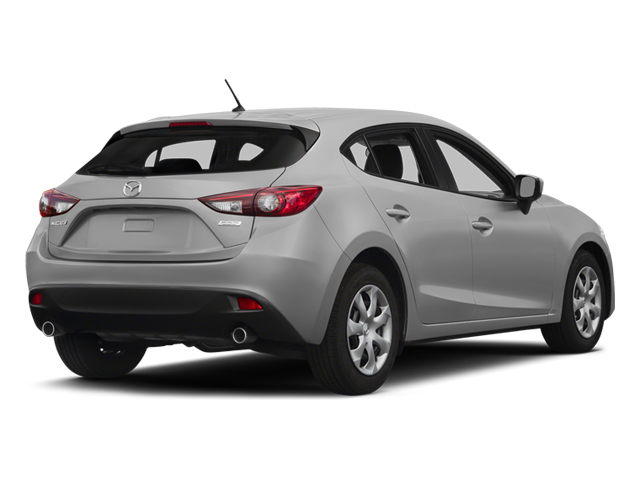 2014 Mazda Mazda3 Prices and Values Wagon 5D i GT I4 side rear view