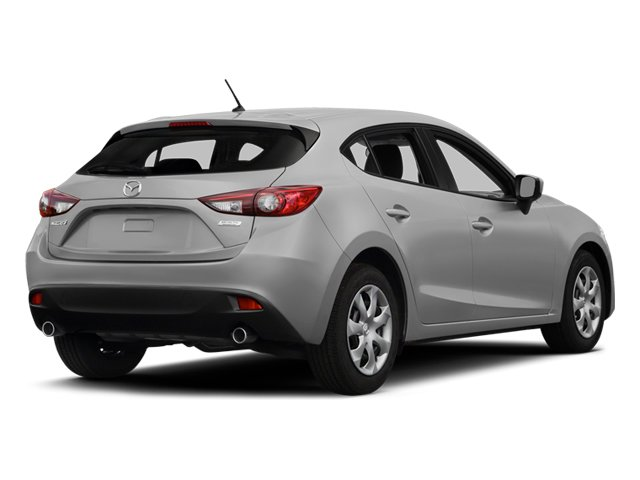 2014 Mazda Mazda3 Prices and Values Wagon 5D s GT I4 side rear view