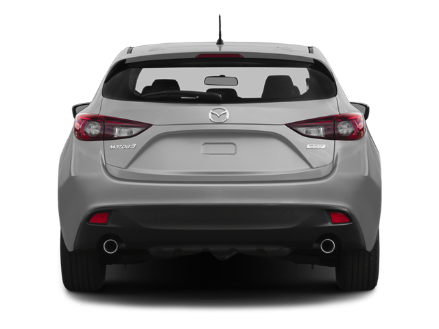 2014 Mazda Mazda3 Prices and Values Wagon 5D i GT I4 rear view