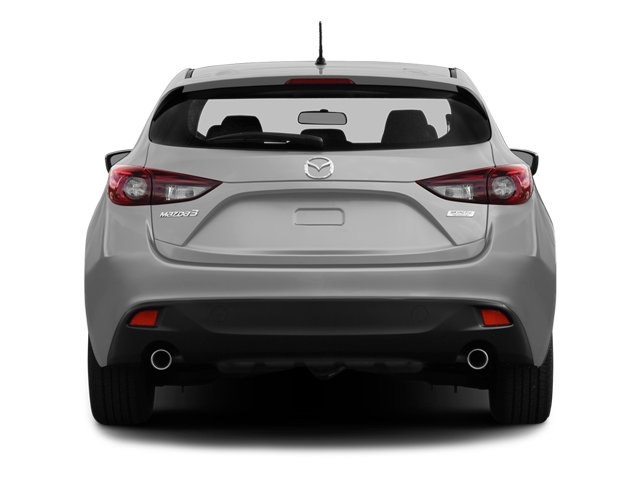 2014 Mazda Mazda3 Prices and Values Wagon 5D s GT I4 rear view