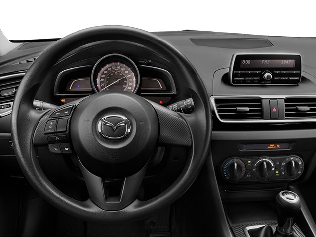 2014 Mazda Mazda3 Prices and Values Wagon 5D i GT I4 driver's dashboard