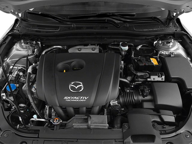 2014 Mazda Mazda3 Prices and Values Wagon 5D i GT I4 engine