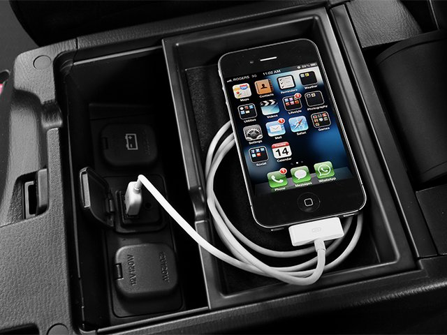 2014 Mazda Mazda3 Prices and Values Wagon 5D i GT I4 iPhone Interface