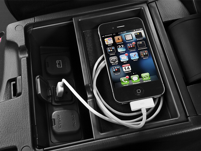 2014 Mazda Mazda3 Prices and Values Wagon 5D s GT I4 iPhone Interface
