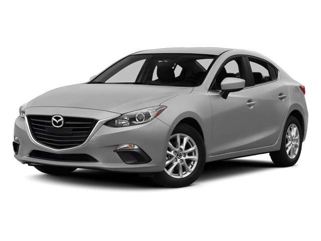 2014 Mazda Mazda3 Prices and Values Sedan 4D i Touring I4 side front view