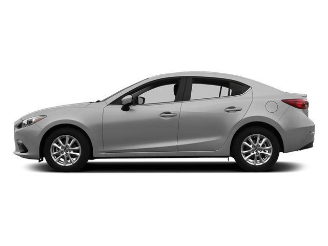2014 Mazda Mazda3 Prices and Values Sedan 4D i SV I4 side view