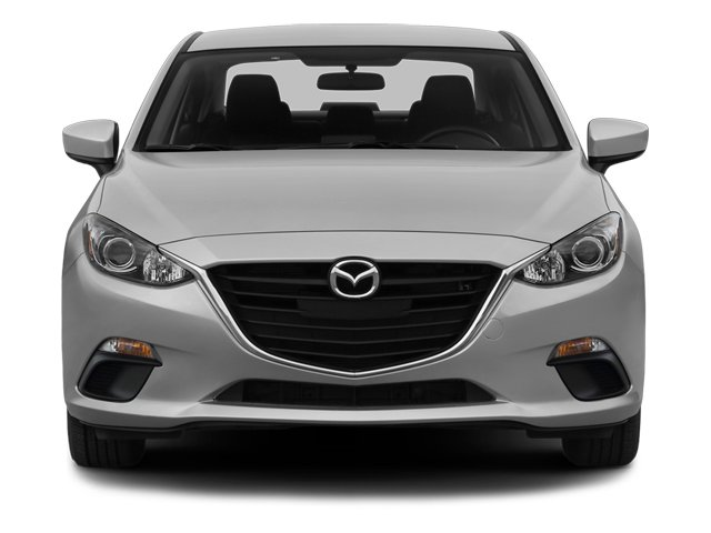 2014 Mazda Mazda3 Prices and Values Sedan 4D i SV I4 front view