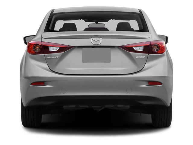 2014 Mazda Mazda3 Prices and Values Sedan 4D i Touring I4 rear view