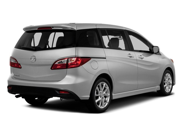 2014 Mazda Mazda5 Prices and Values Wagon 5D Sport I4 side rear view