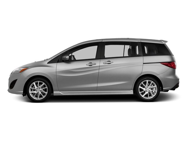 2014 Mazda Mazda5 Prices and Values Wagon 5D Sport I4 side view