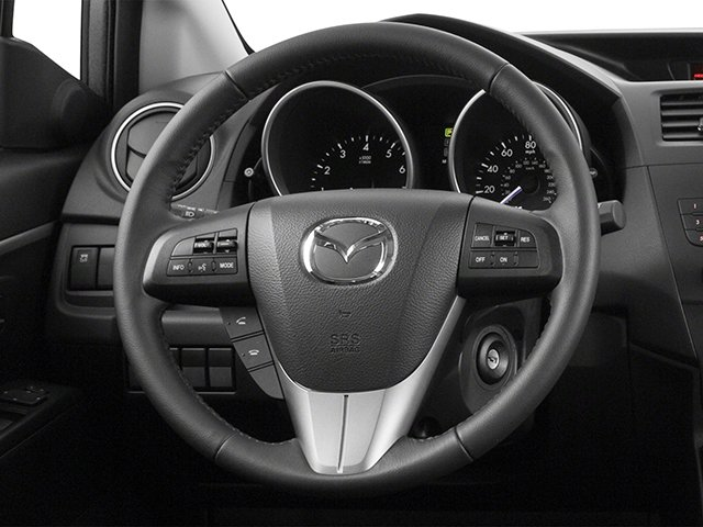 2014 Mazda Mazda5 Prices and Values Wagon 5D Touring I4 driver's dashboard