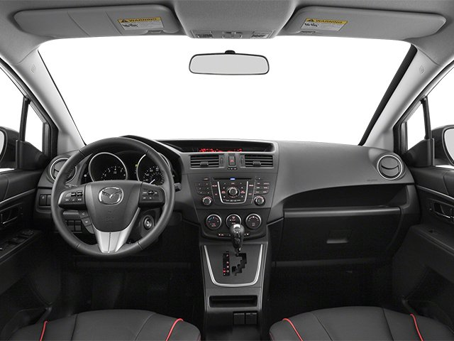 2014 Mazda Mazda5 Prices and Values Wagon 5D Sport I4 full dashboard