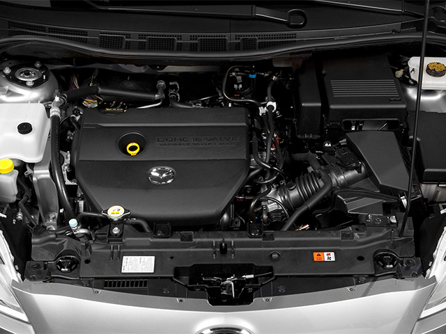 2014 Mazda Mazda5 Prices and Values Wagon 5D Sport I4 engine