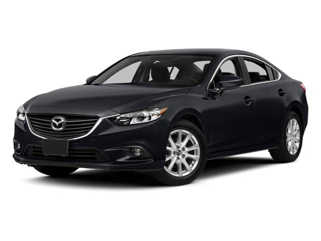 2014 Mazda Mazda6 Prices and Values Sedan 4D i I4 side front view