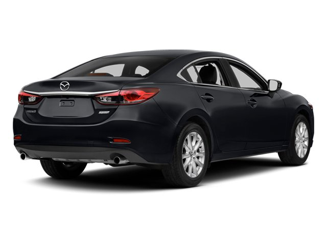 2014 Mazda Mazda6 Prices and Values Sedan 4D i I4 side rear view