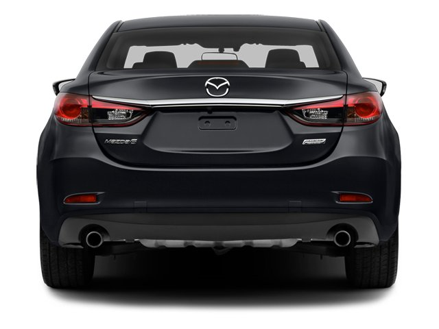 2014 Mazda Mazda6 Prices and Values Sedan 4D i I4 rear view