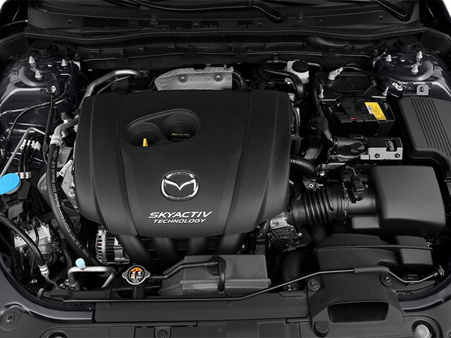 2014 Mazda Mazda6 Prices and Values Sedan 4D i Touring Tech I4 engine
