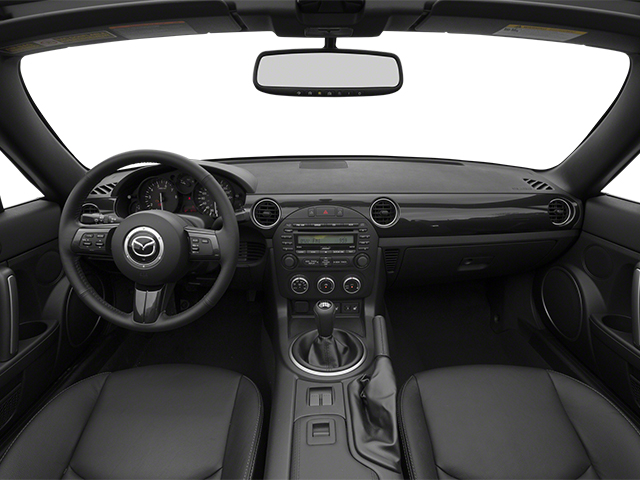 2014 Mazda MX-5 Miata Prices and Values Hardtop 2D GT full dashboard