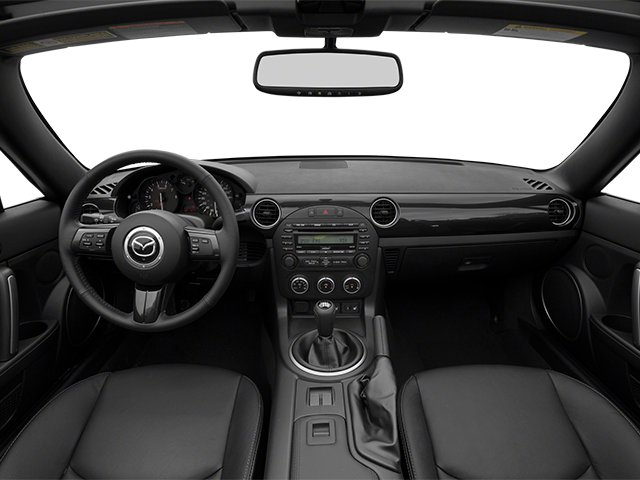 2014 Mazda MX-5 Miata Pictures MX-5 Miata Hardtop 2D Club I4 photos full dashboard