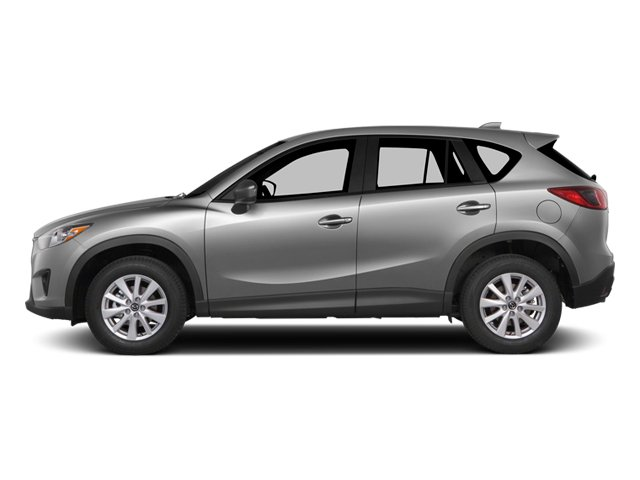 2014 Mazda CX-5 Pictures CX-5 Utility 4D GT AWD I4 photos side view