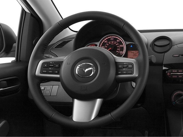 2014 Mazda Mazda2 Pictures Mazda2 Hatchback 5D Sport I4 photos driver's dashboard
