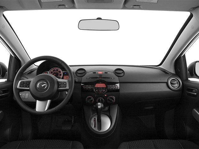 2014 Mazda Mazda2 Pictures Mazda2 Hatchback 5D Sport I4 photos full dashboard