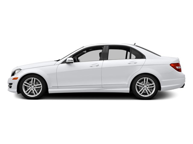2014 Mercedes-Benz C-Class Prices and Values Sport Sedan 4D C300 AWD side view