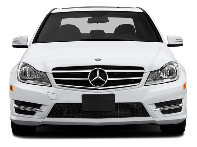 2014 Mercedes-Benz C-Class Prices and Values Sport Sedan 4D C300 AWD front view