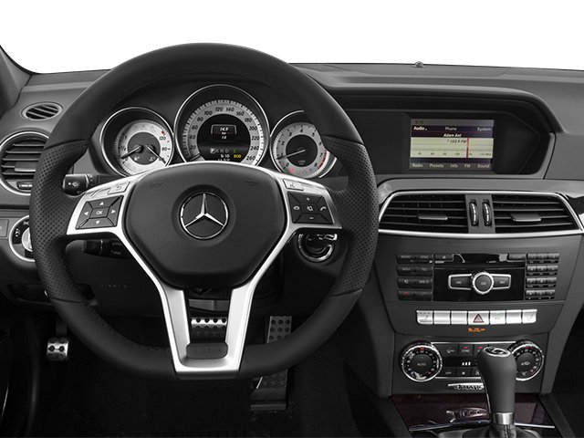 2014 Mercedes-Benz C-Class Prices and Values Sport Sedan 4D C300 AWD driver's dashboard