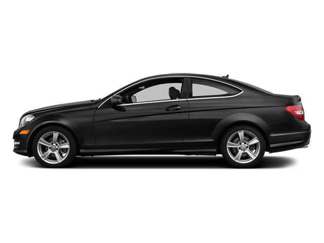 2014 Mercedes-Benz C-Class Prices and Values Coupe 2D C250 I4 Turbo side view