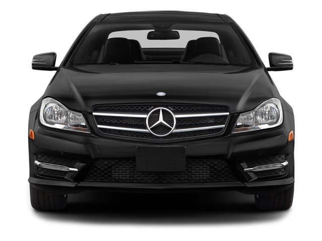 2014 Mercedes-Benz C-Class Prices and Values Coupe 2D C250 I4 Turbo front view