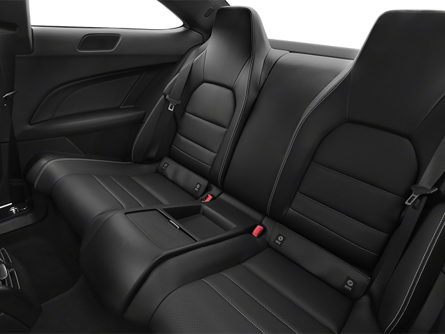 2014 Mercedes-Benz C-Class Prices and Values Coupe 2D C250 I4 Turbo backseat interior