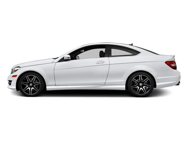 2014 Mercedes-Benz C-Class Prices and Values Coupe 2D C350 V6 side view