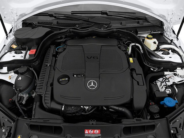 2014 Mercedes-Benz C-Class Prices and Values Coupe 2D C350 V6 engine