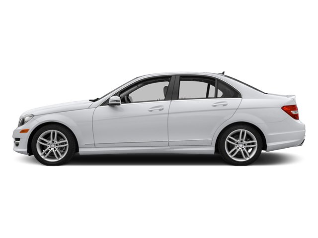 2014 Mercedes-Benz C-Class Prices and Values Sedan 4D C250 side view