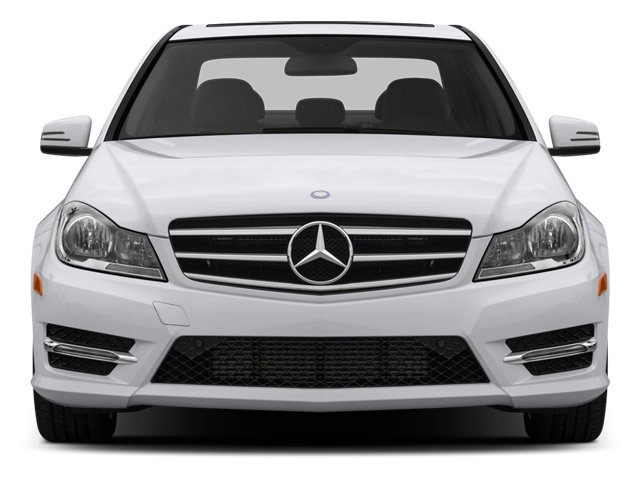 2014 Mercedes-Benz C-Class Prices and Values Sport Sedan 4D C250 front view