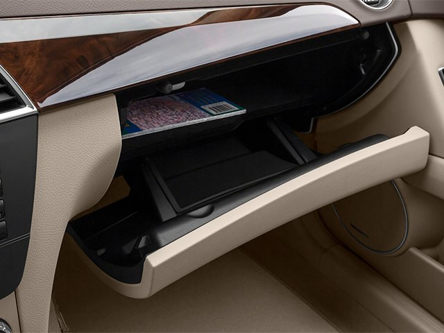 2014 Mercedes-Benz C-Class Prices and Values Sport Sedan 4D C250 glove box
